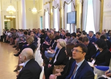 The Ministry of Education and Science of Russia holds the All-Russian Meeting in St. Petersburg